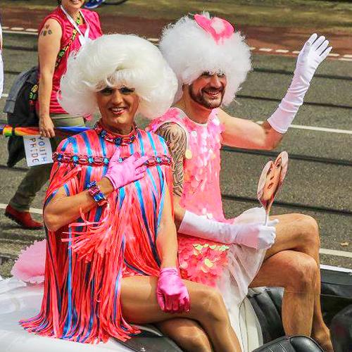 Dolly - Pride Walk Amsterdam