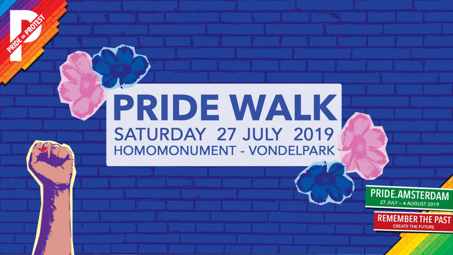 Pride Walk Amsterdam 2019