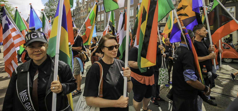 Vrijwilligers - Pride Walk Amsterdam